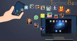 bilgisayarda android 1